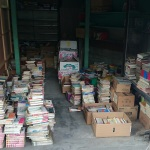 香川の観光地琴平にできた古書の店『こんぴら書房』について