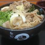 [讃岐うどん]麺処 綿谷 高松店|スペシャルぶっかけ