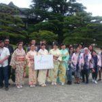 LOVE SHIKOKUの説明会で栗林公園に行ってきました!