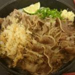 [讃岐うどん]めんや七福はこだわりの細麺でうまいです!