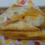オッサン4人福岡への旅② 博多の食と文化の博物館ハクハクで食べた明太フランスは絶品でした^^