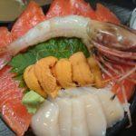 味処たけだ|小樽の三角市場で海鮮丼をガッツリ食べましたよ