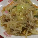 チャンポン慶造|チャンポン麺の皿うどん!
