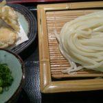 [讃岐うどん]さぬき麺業 兵庫町店|とり天ざる