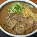 [讃岐うどん]麺処 綿谷 高松店|初の肉カレーうどんと定番のスペシャルぶっかけ