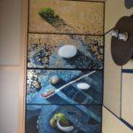 [男木島アートガイド]大岩 オスカール|部屋の中の部屋