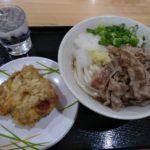 [うどん日記]エコぽん太、めりけんや 高松駅前店、森製麺所