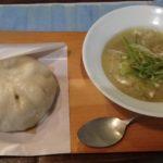 ジャンキーノンキー|仏生山へ移転後初めて行ってきました。人気の肉まんセットの日でした。
