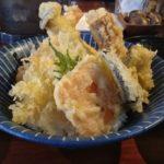 あき山|高松で天丼と言えばここ。海鮮丼もサイコーです。